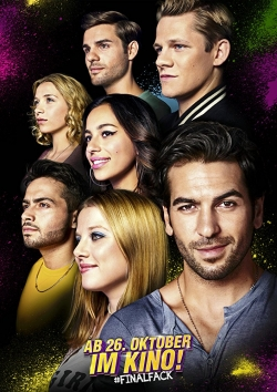 Fack ju Göhte 3 - movie with Elyas M'Barek.