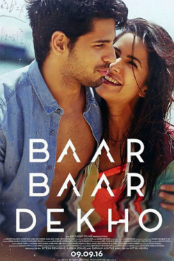 Baar Baar Dekho is the best movie in Zack Niizato filmography.