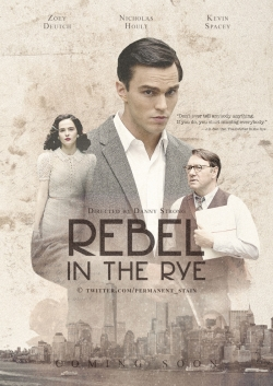 Rebel in the Rye - movie with Kevin Spacey.