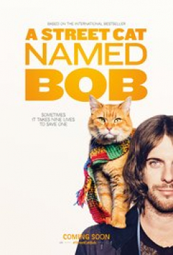 A Street Cat Named Bob - movie with Anthony Head.