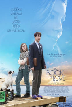 The Book of Love - movie with Jason Sudeikis.