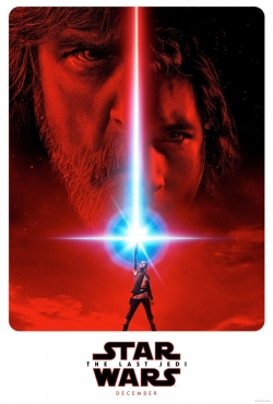 Star Wars: The Last Jedi - movie with Adam Driver.
