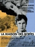 La maison des Bories - movie with Mathieu Carriere.