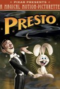 Presto film from Doug Sweetland filmography.