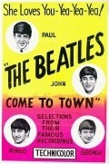 The Beatles Come to Town - movie with John Lennon.