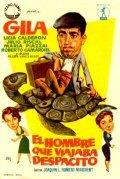 El hombre que viajaba despacito is the best movie in Mariano Ozores filmography.
