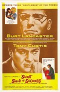 Sweet Smell of Success film from Alexander Mackendrick filmography.