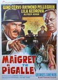 Maigret a Pigalle - movie with Gino Cervi.
