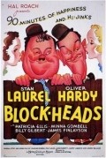 Block-Heads - movie with James Finlayson.