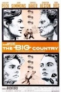 The Big Country film from William Wyler filmography.