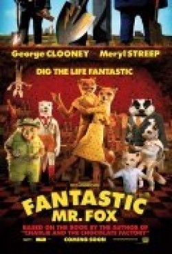 Fantastic Mr. Fox film from Wes Anderson filmography.