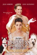 The Princess Diaries 2: Royal Engagement - movie with Anne Hathaway.
