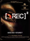 [Rec] 2 - movie with Javier Botet.