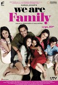 We Are Family film from Sidharth Malhotra filmography.