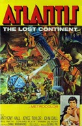 Atlantis, the Lost Continent film from George Pal filmography.