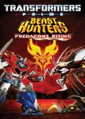 Transformers Prime Beast Hunters: Predacons Rising - movie with Michael Ironside.