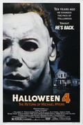 Halloween 4: The Return of Michael Myers - movie with Donald Pleasence.