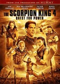 The Scorpion King: The Lost Throne - movie with Lou Ferrigno.