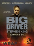 Big Driver film from Mikael Salomon filmography.