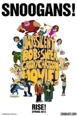 Jay and Silent Bob's Super Groovy Cartoon Movie - movie with Kevin Smith.