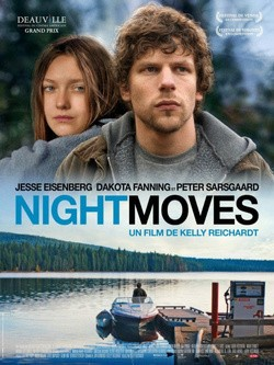 Night Moves is the best movie in Clara Mamet filmography.