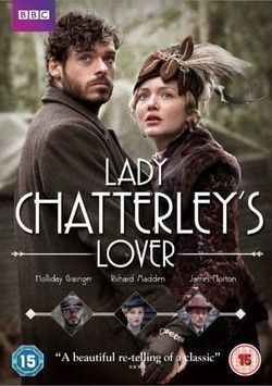 Lady Chatterley's Lover - movie with Holliday Grainger.