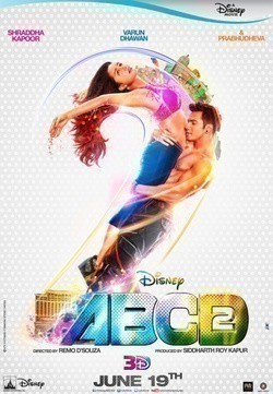 ABCD 2: Any Body Can Dance is the best movie in Varun Dhawan filmography.