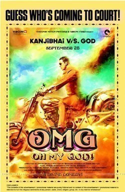 OMG: Oh My God! - movie with Sonakshi Sinha.