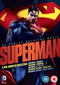 Superman: Unbound - movie with Stephen Root.