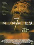 Seven Mummies - movie with Danny Trejo.