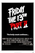 Friday The 13th, Part 2 film from Steve Miner filmography.