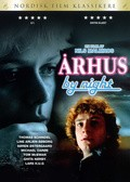 Århus by night - movie with Ghita Norby.
