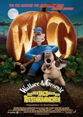 Wallace & Gromit in The Curse of the Were-Rabbit - movie with Helena Bonham Carter.