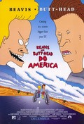 Beavis and Butt-Head Do America film from Mike Judge filmography.