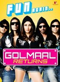 Golmaal Returns film from Rohit Shetty filmography.