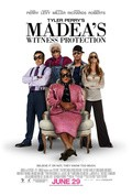 Madea's Witness Protection - movie with Eugene Levy.