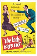 The Lady Says No - movie with David Niven.