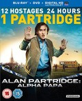 Alan Partridge: The Movie - movie with Steve Coogan.