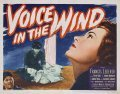 Voice in the Wind - movie with Francis Lederer.