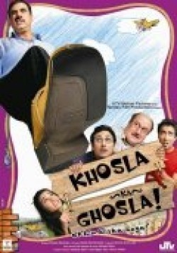 Khosla Ka Ghosla! is the best movie in Boman Irani filmography.
