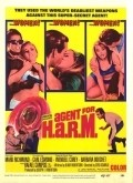 Agent for H.A.R.M. is the best movie in Barbara Bouchet filmography.