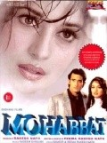 Mohabbat - movie with Madhuri Dixit.