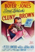 Cluny Brown film from Ernst Lubitsch filmography.
