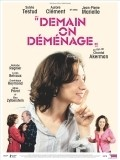 Demain on demenage - movie with Aurore Clement.