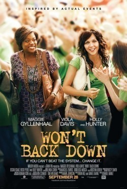 Won't Back Down - movie with Oscar Isaac.