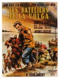 I battellieri del Volga - movie with Charles Vanel.