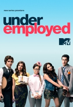 Underemployed - movie with Diego Boneta.