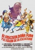 El fascista, dona Pura y el follon de la escultura - movie with Jose Luis Lopez Vazquez.