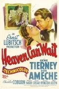 Heaven Can Wait film from Ernst Lubitsch filmography.