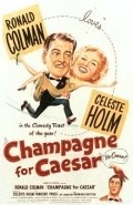 Champagne for Caesar film from Richard Whorf filmography.